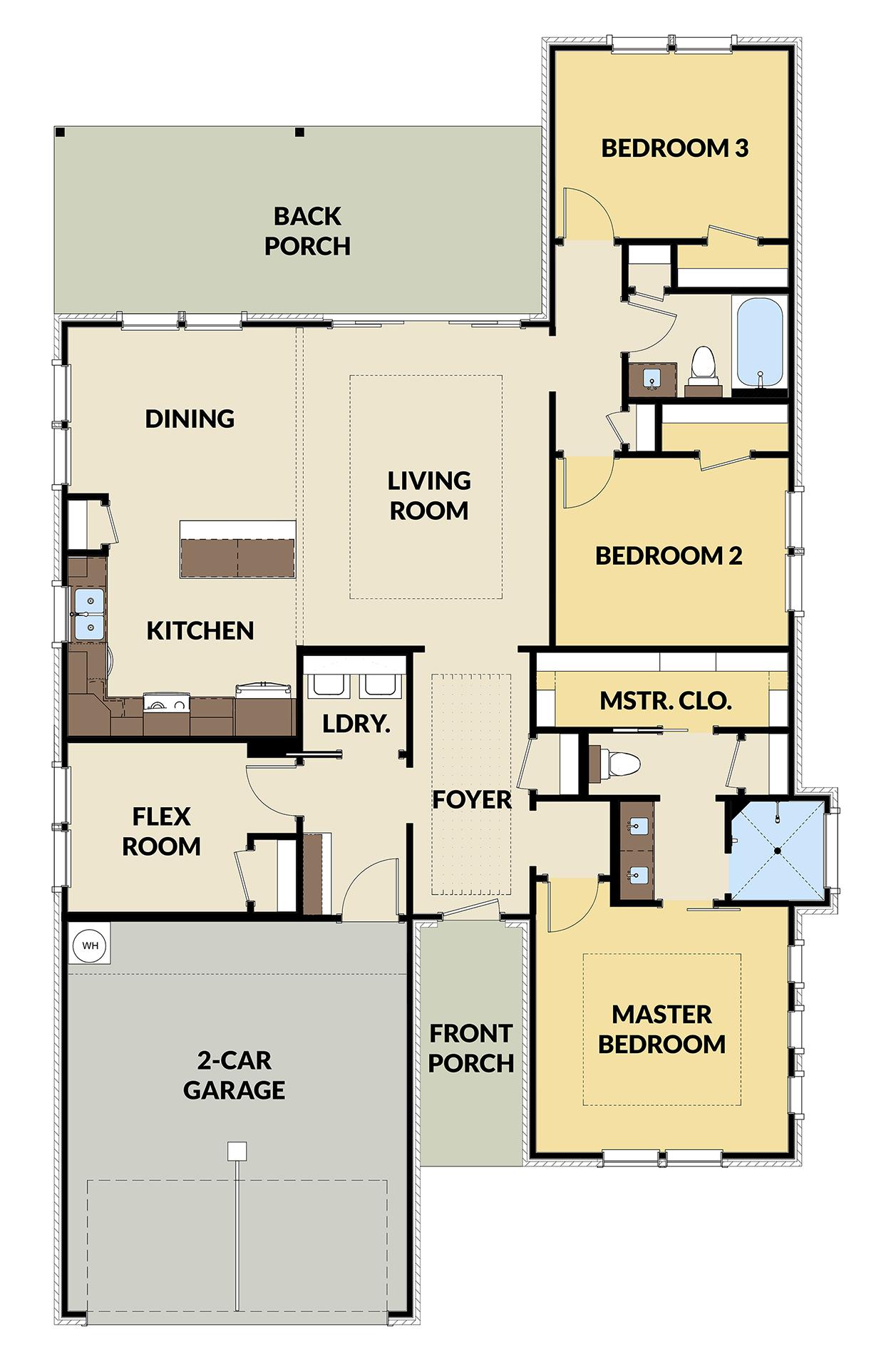 Blue Jay Loop Home Plan